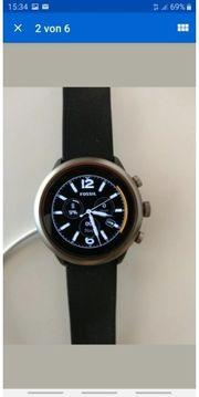 smart watch sport fossil