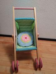 HABA Puppenwagen Buggy Lauflernwagen