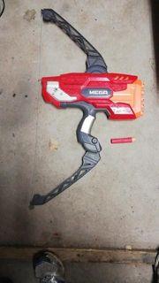 Nerf Gun Bogen mit Munition