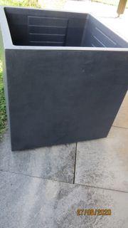 Deroma Pflanzkübel Millenium 49 cm