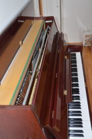 Richter Klavier 108B in Mahagoni