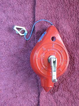 Werkzeuge, Zubehör - HaWe Schlagschnurgerät mit Ersatzkreide