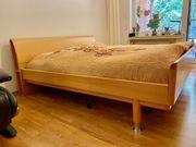 hülsta Schlafzimmer in Buche Massivholz