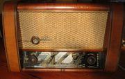 Vintage Radio 1950iger Jahre Violetta
