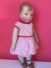 antike unrestaurierte Käthe Kruse Puppe