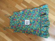 Kleid Größe 122 Sommerkleid bunt