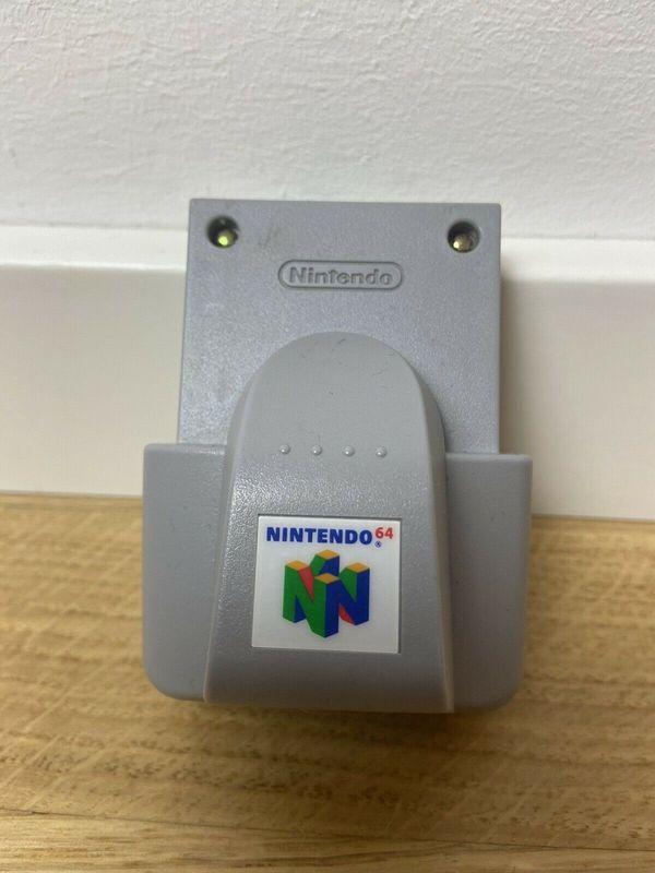 NINTENDO - N64 - Rumble Pak - NUS-013