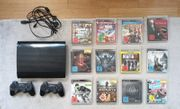 500GB PlayStation 3 PS3 inkl