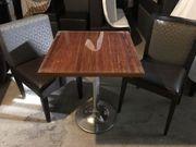 Bistro Tische und Stühle
