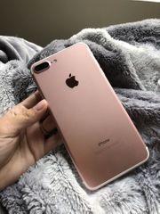 Tausche iPhone 7 Plus gegen