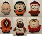 South Park Plüschfiguren Originalausgabe Rarität