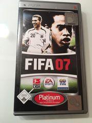 FIFA 07 für PSP