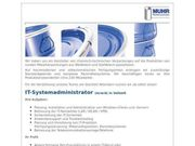 IT-Systemadministrator m w d 4