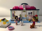 Lego Friends Tiersalon 41007 mit