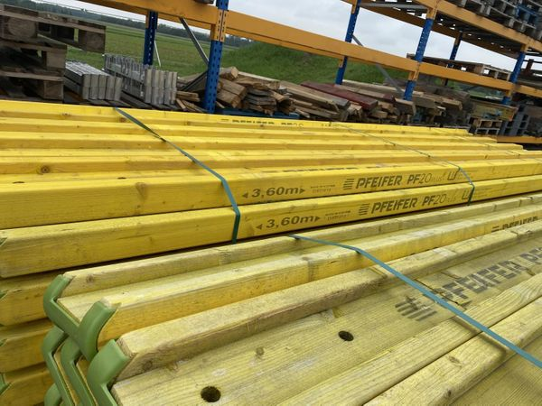 Holzträger 1m Dokaträger Schalungsträger Träger