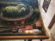 Sehr schöne Eisenbahn Fahrbereit in