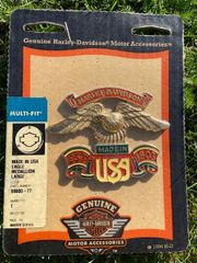 Harley Davidson Eagle Medallion
