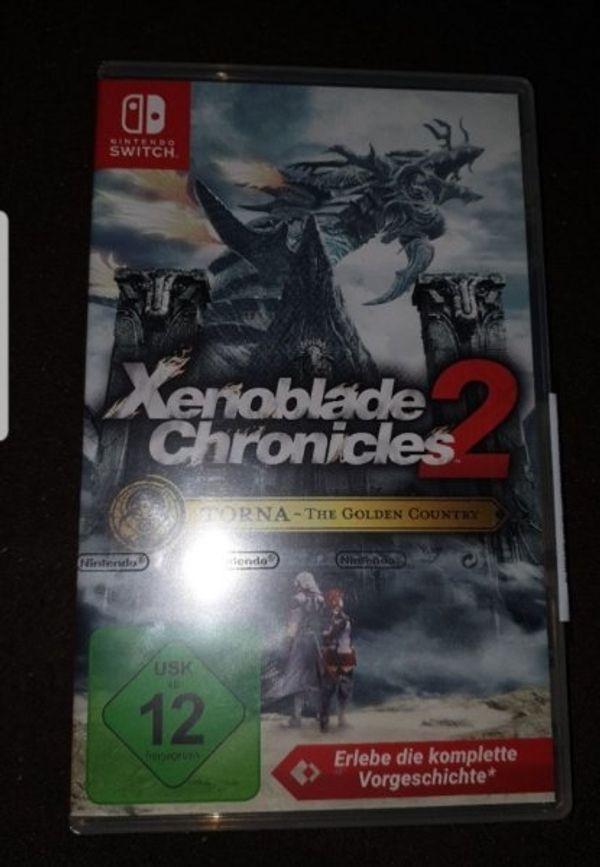 Xenoblade Chronicles 2 Switch Neu