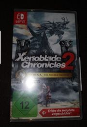 Xenoblade Chronicles 2 Switch Neu