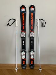 Kinder Ski Blizzard Firebird Junior