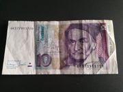 10 DM Schein 100 ECHT