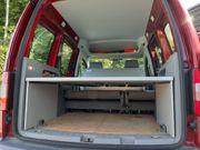 VanEssa Schlafsystem für VW Caddy