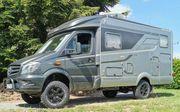 Allrad Wohnmobil Hymer ML-t 4x4
