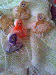 Engelchen kleine gr Puppen