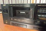 JVC Doppelkassetten - Spieler