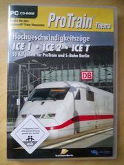 ProTrain Thema Hochgeschwindigkeitszüge ICE 1 -