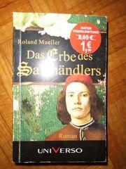 Buch Roman Roland Mueller Das