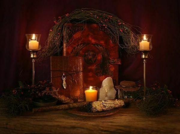 Kerzenmagie Liebeszauber Trennungszauber Bindungszauber
