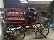 Kutsche Pferdekutsche Wagonette zu Verkaufen