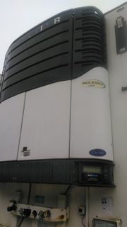 CARRIER - MAXIMA 1300 Kühlaggregat