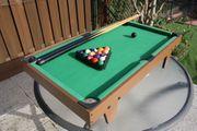 Billiardtisch für Kinder und Teens