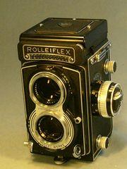 Rollei Rolleiflex T 6x6 mit