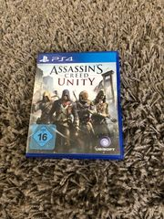 PS4 Spiel Assassins Creed Unity
