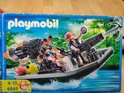 Playmobil Schatzräuber Boot