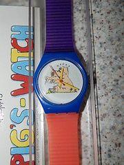 Armband Uhr Uli Stein Sammlerstück