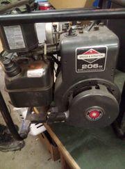 verkaufe Briggs Stratton Motor 5Ps