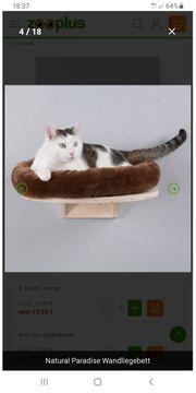 Wandkatzenbett