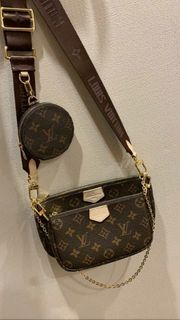 Louis Vuitton Multi PochetteDamen Tasche