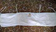 Nestchen für Babybett Gitterbett