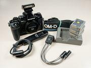 Olympus Digitalkamera OMD-EM 1