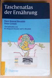Taschenbuch der Ernährung Biesalski Grimm