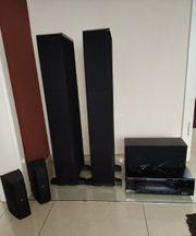 Heimkino-Hifi-Anlage von Boston Acoustics
