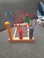 holz Spielzeug Holzspielzeug Motorik Schlaufe