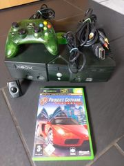 Microsoft Xbox Classic Konsole incl