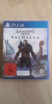 Assassins creed vallhalla ps4