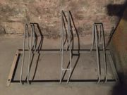 Fahrradständer für 3 Fahrräder